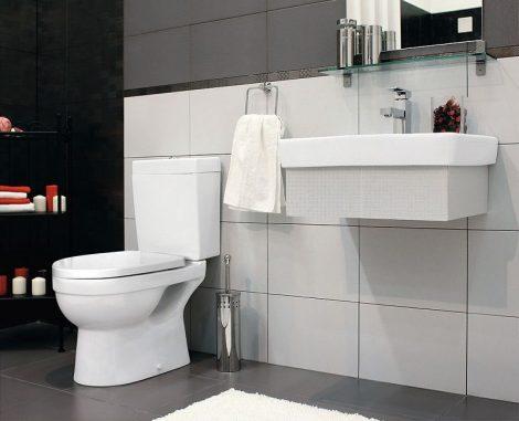 wc pott, vannitoa sisustus