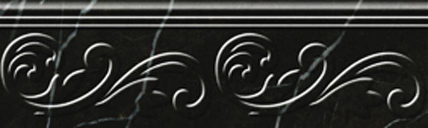 Bordüür Absolute Modern Black