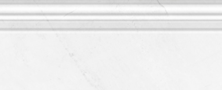 Bordüür Absolute Classic White