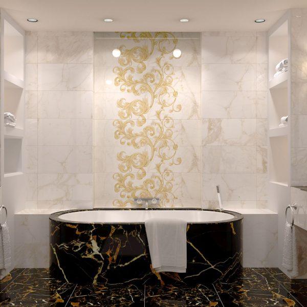 vannitoa sisustus, seinaplaadid keraamilised plaadid