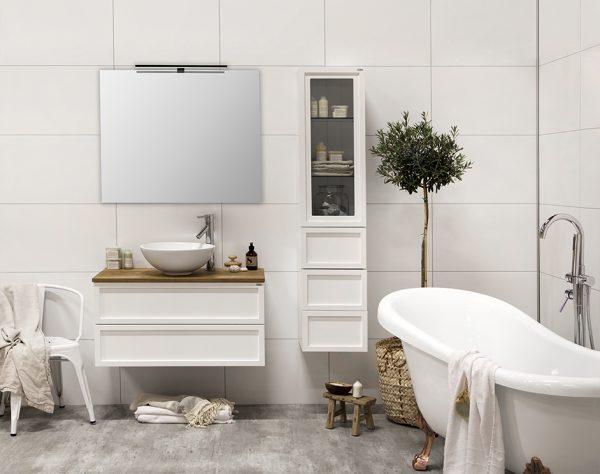 vannitoa sisustus, santehnika