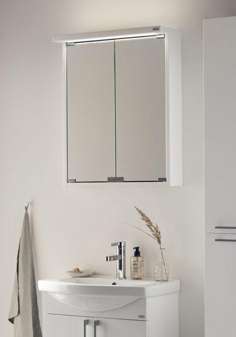 Vannitoamööbel Fix 550 ja peeglikapp Alva
