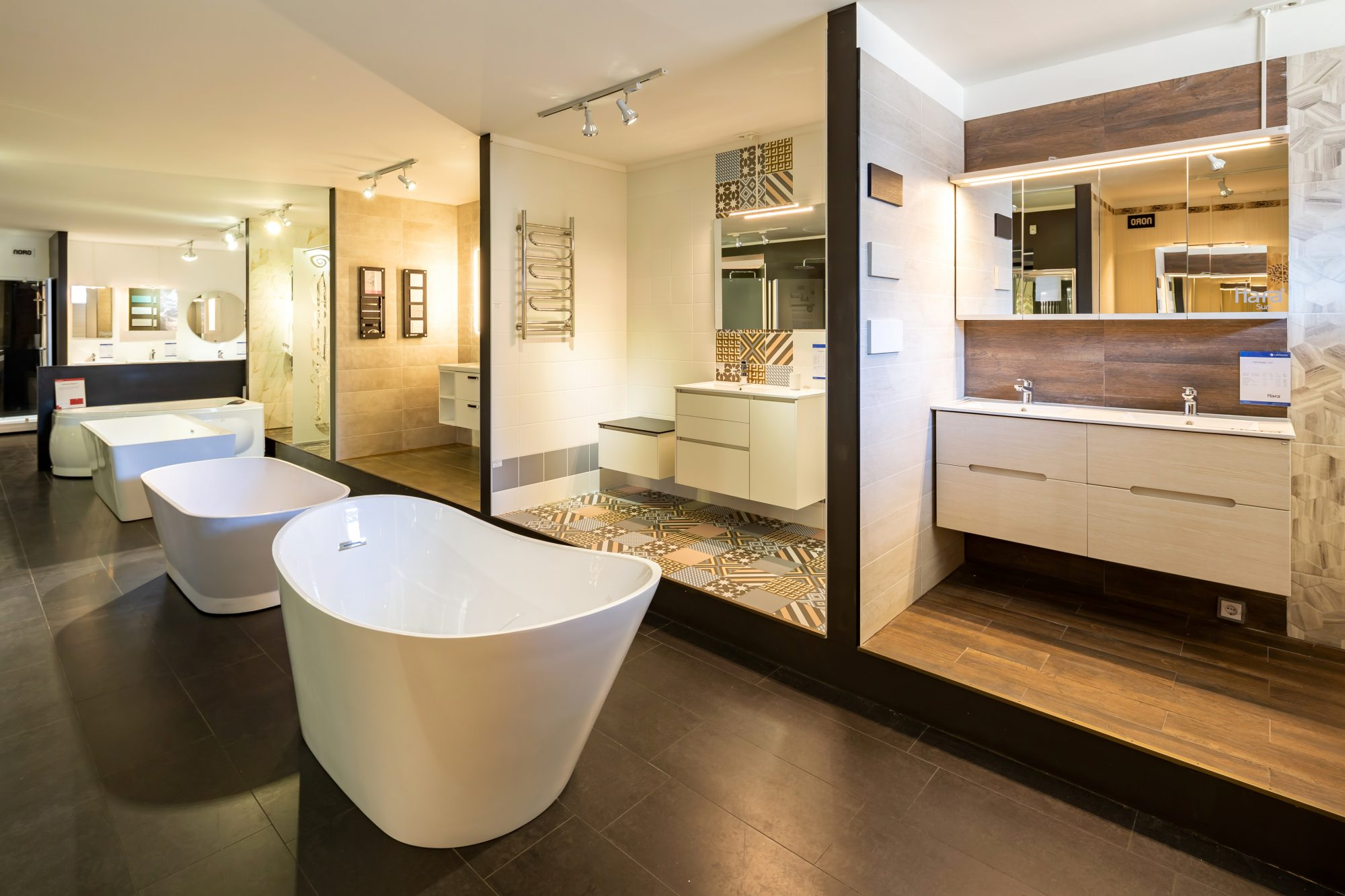 vannitoad, LINTMAN salong Tallinnas