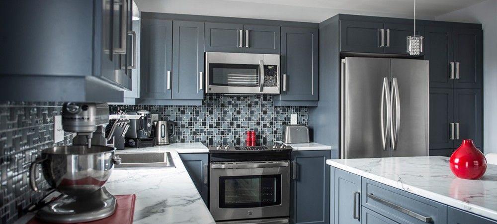 Köök kujundusideed LINTMAN mosaiikplaat seinas