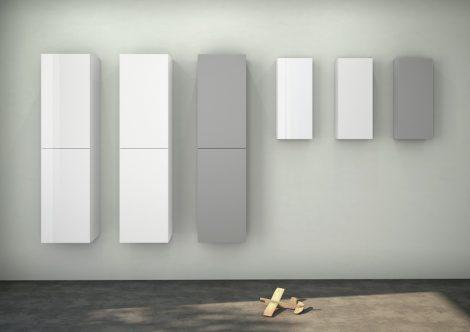 Vannitoamööbel City Studio seinakapid