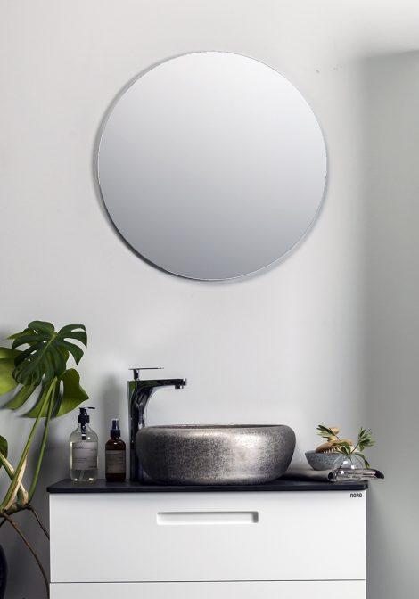 Ümmargune peegel Flex Round