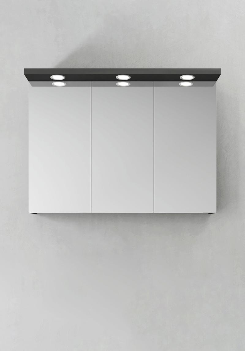 45f2d160079 Peeglikapp Store 1000 - LED-valgustusega vannitoakapp Rootsi brändilt