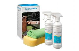 Minibasseini Cover Care Box