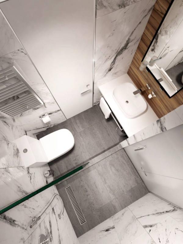 väikese vannitoa kujundus valge vannituba