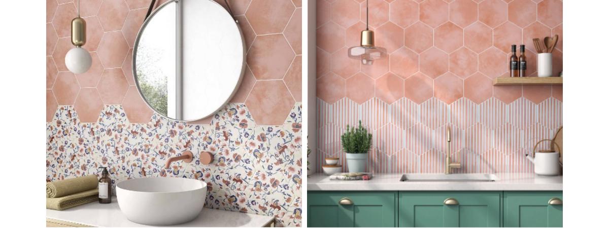 hexagon plaatide trendid 2021