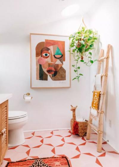 kunst vannitoas vannitoa dekoratsioonid