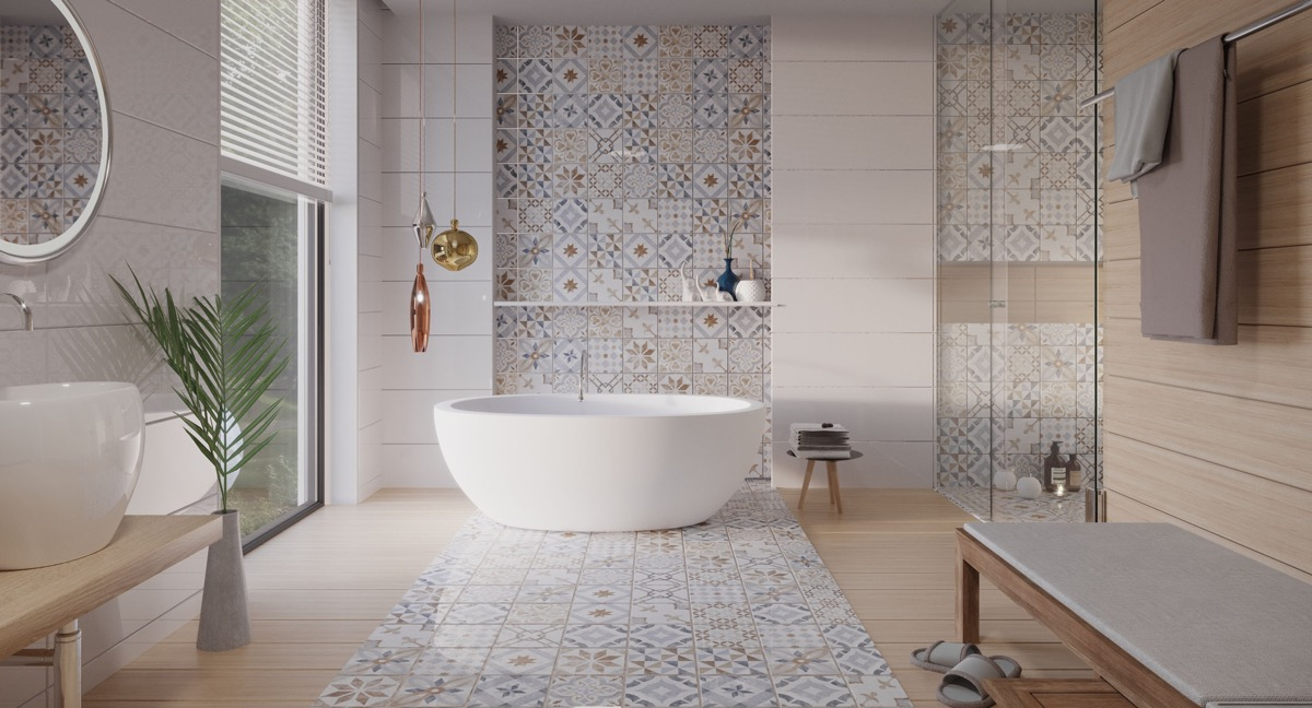 moderne vannituba