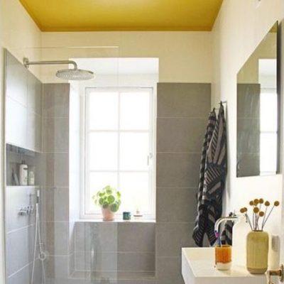 värviline vannitoa lagi