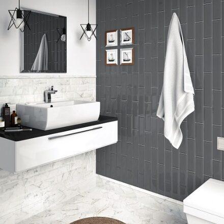metrotiles carrara luksuslik vannituba