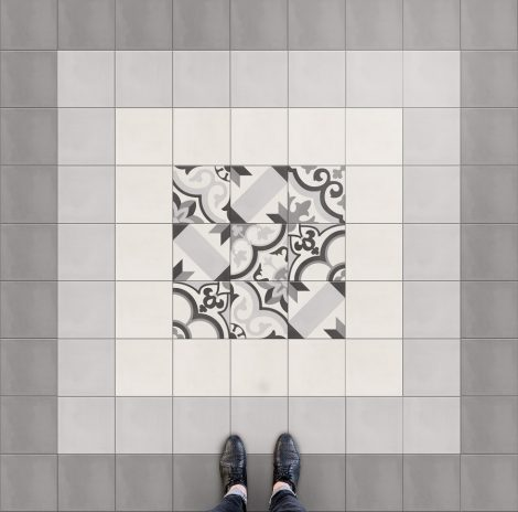 Põrandadekoor Marrakesh II