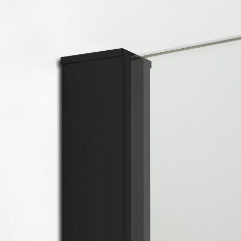 Dušisein New Modus Black Framed