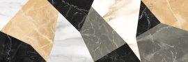 mitmevärviline marmor keraamiline plaat