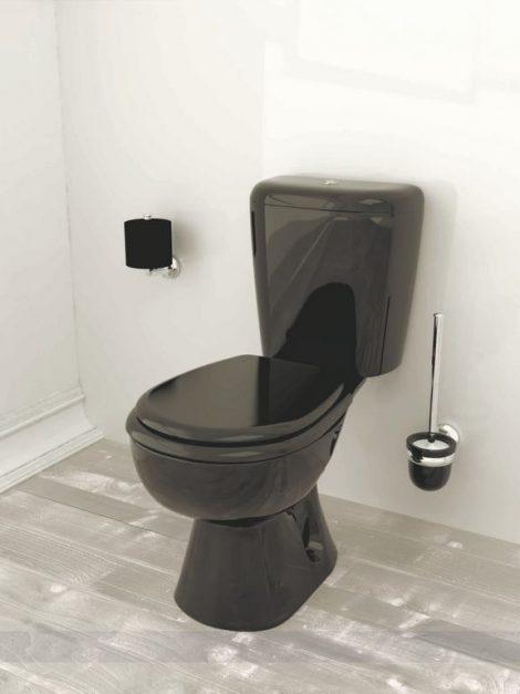 wc-pott Grand musta värvi