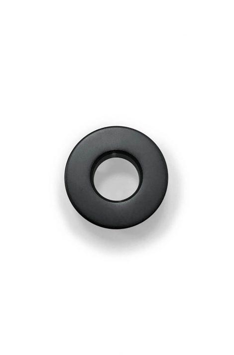 Noro musta värvi ülevoolu rõngas valamule
