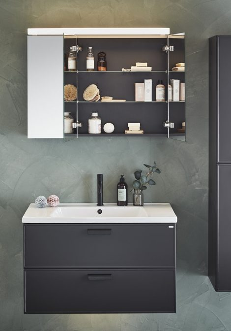 Vogue vannitoamööbel, Flex peeglikapp