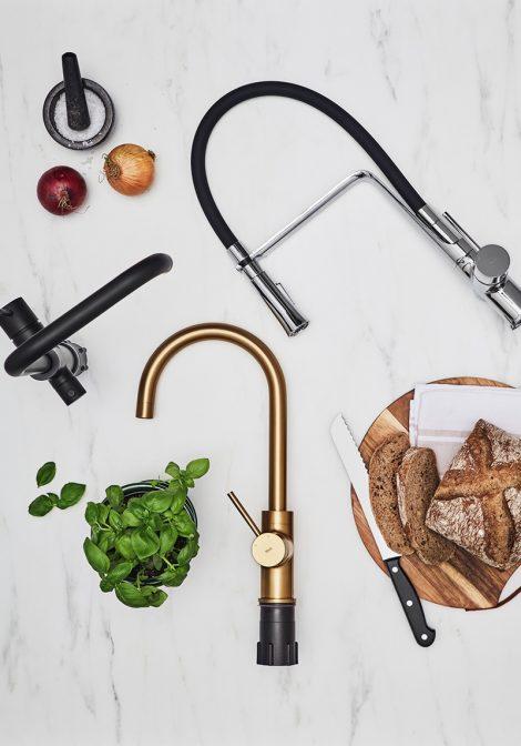 Skandinaavia köögisegistid