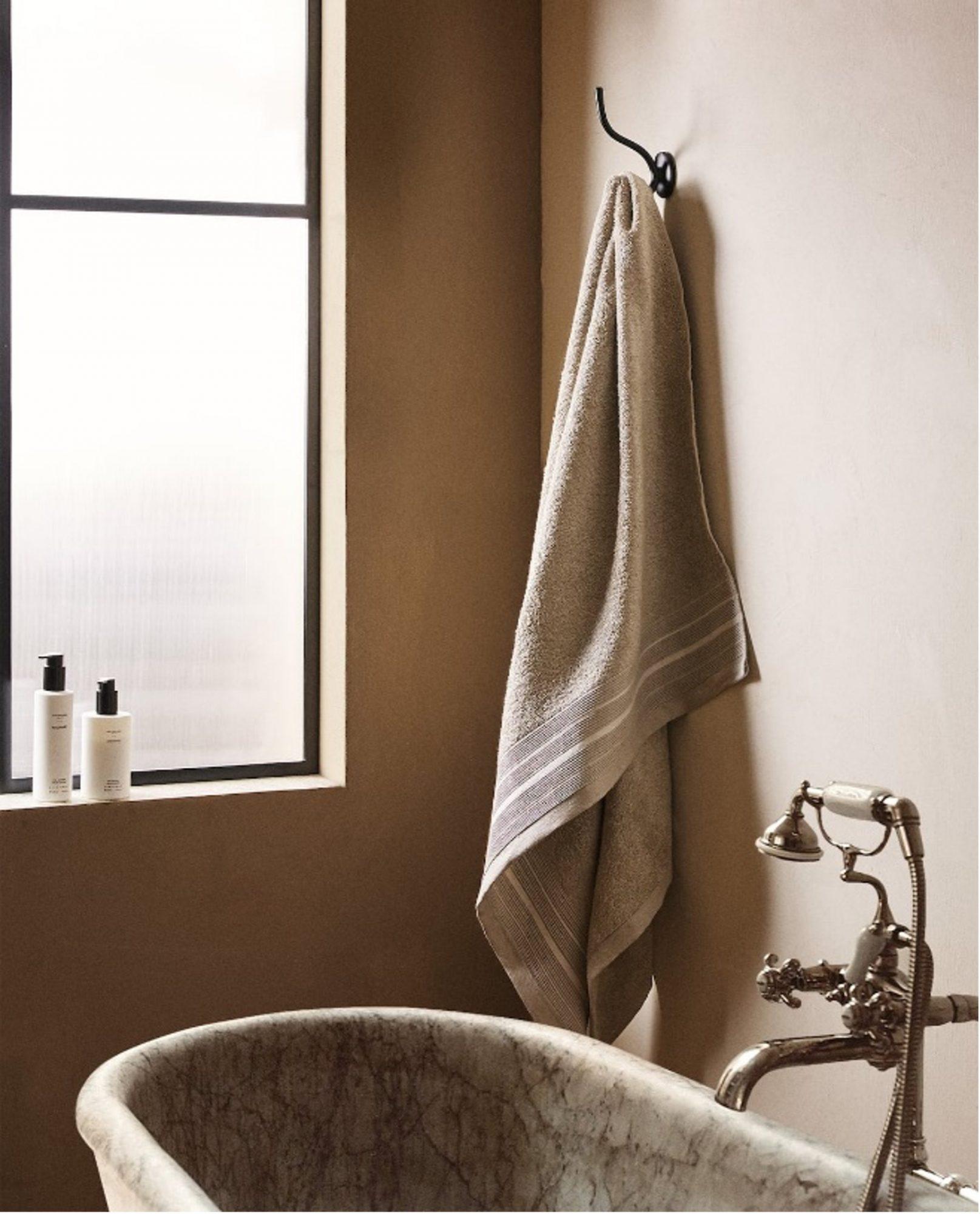 keskkonnasõbraliku vannitoa rätikud