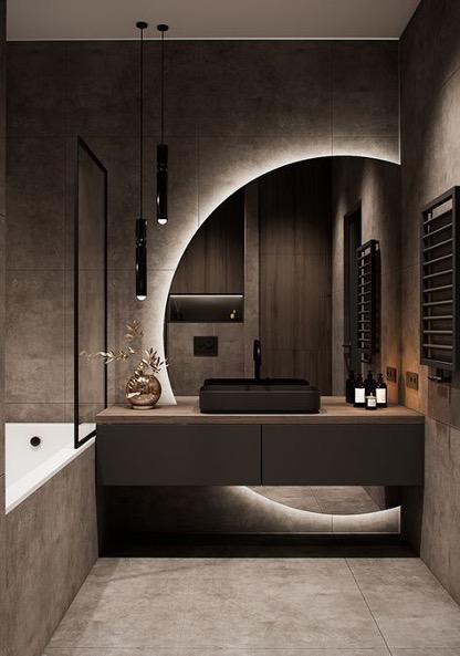 vannitoa valgustus
