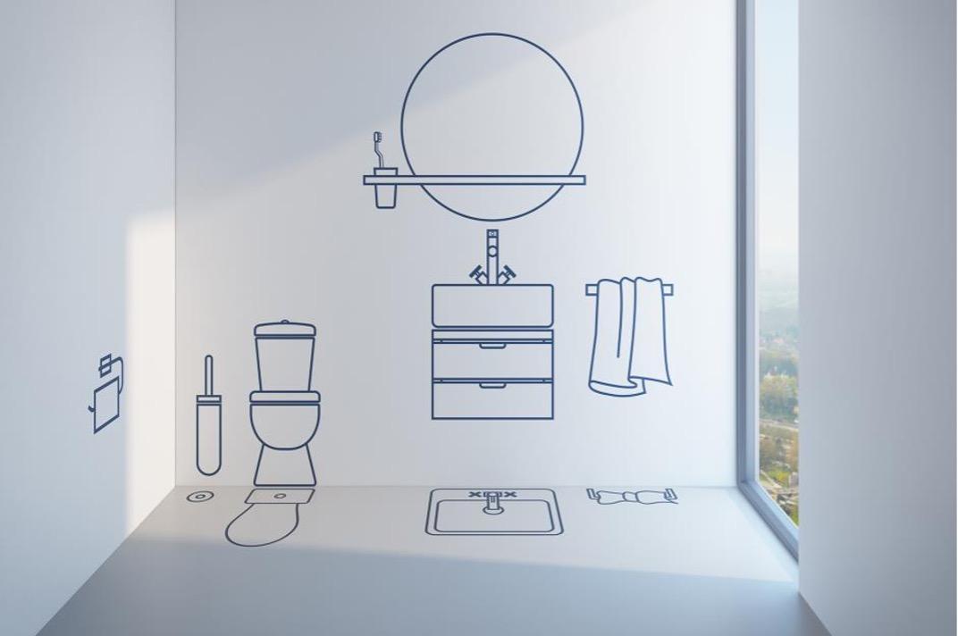vannitoa planeerimine