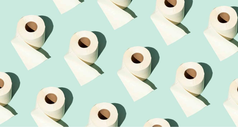 keskkonnasõbraliku vannitoa WC paber