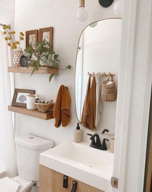 vannitoa korrastus riiulid pinterest