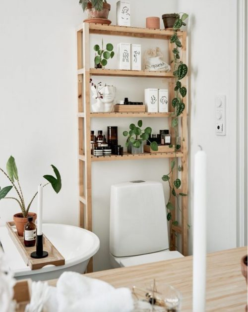 vannitoa korrastus riiulid