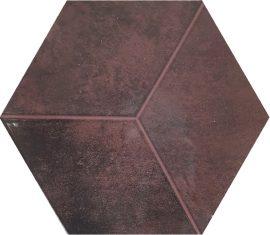 Heksagon seinaplaat Kingsbury Grana