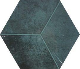Seinaplaat Kingsbury Vert Hexagon